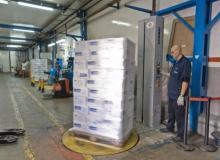Ofrecemos una preparación ágil de pedidos en palets completos o parciales.