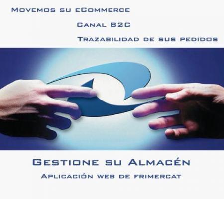 Gestione su Almacén. Servicios de gestión web. Podrá seguir en todo momento la trazabilidad de sus pedidos.